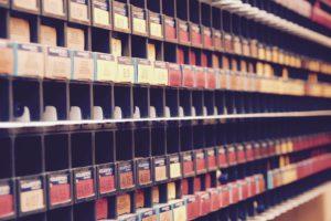 Wella Produkte - Aufnahme aus dem Salon